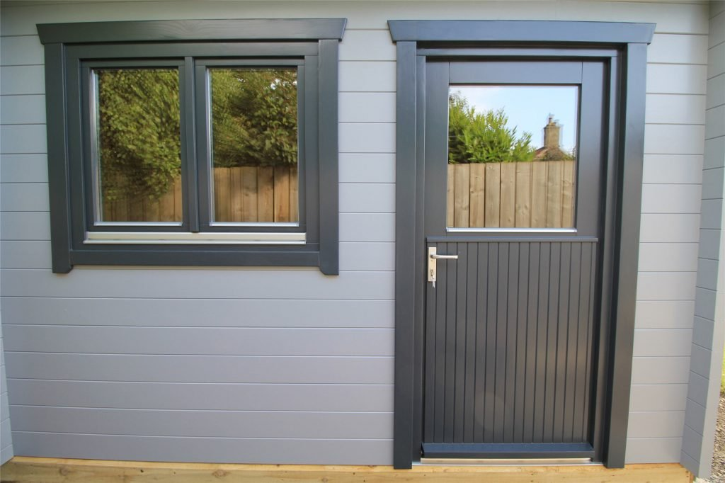 Log Cabins Windows Doors Finish
